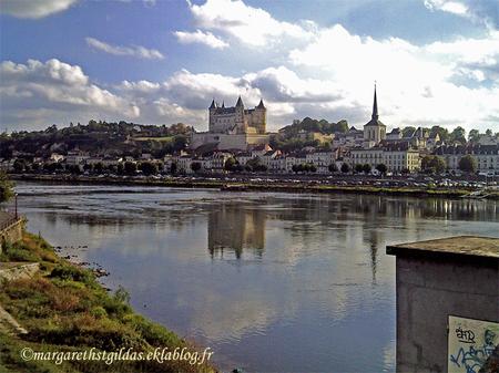 Saumur - Du pont Cessart - Saumur - From the Cessart Bridge