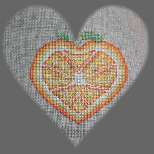 coeur d'orange avant finition r