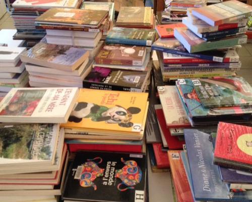 400 livres : échange BDIV