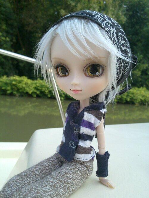Un petit tour en bateau...