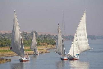 Le point de départ de nos grands fleuves ...
