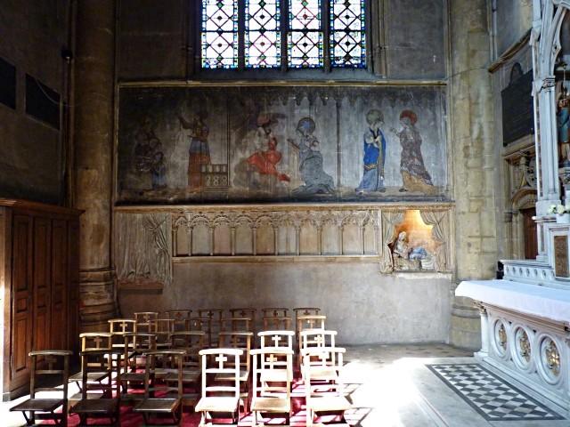 Nativité allaitante église Saint-Martin Metz 3 Marc de Me
