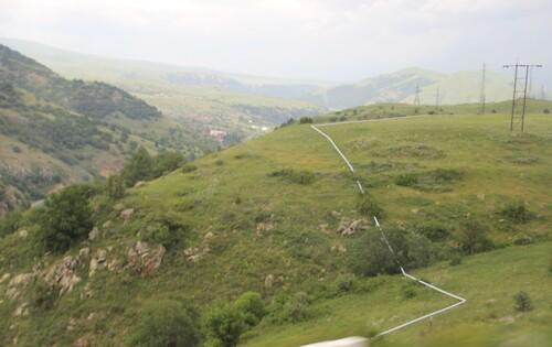 Arménie : Petit jeu.