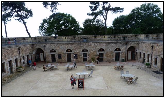 , Sémaphore, et la Citadelle a Bréhat