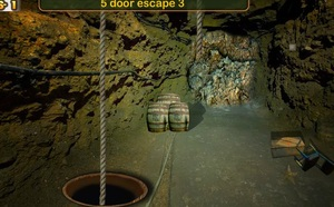 Jouer à Abandoned country Villa escape 8