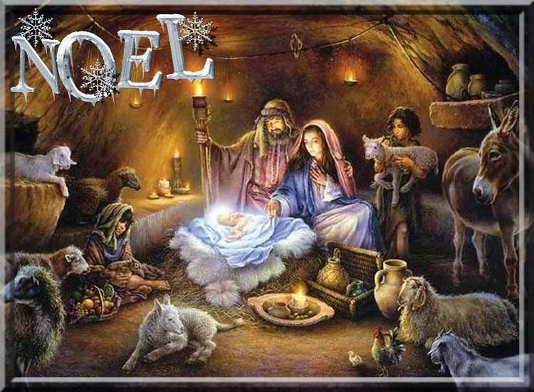 25 Décembre : Noël