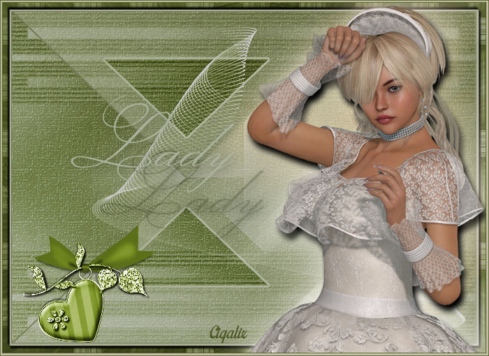 Lady de Ouistiti