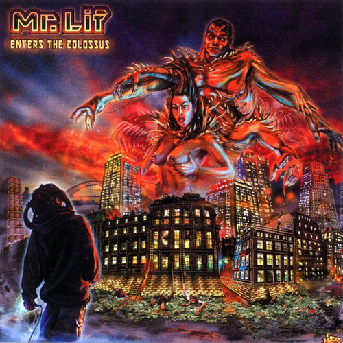 Mr. Lif - Enters The Colossus (2000) [Hip Hop]