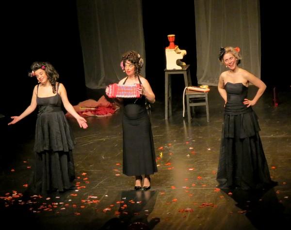 """""""Les Divalala"""", un très agréable spectacle proposé par le Zonta Club de Châtillon sur Seine..."""