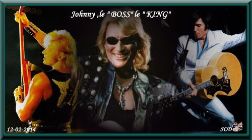 "Johnny "" Le BOSS"" 2014"