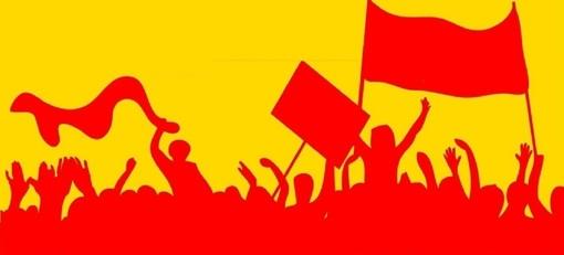 Samedi 13  avril-Pour nos libertés publiques, pour notre droit à manifester , tous unis et dans la rue