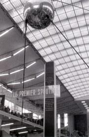 Sputnik, Soviet Union pavilion, Expo 58 World Fair, Brusse…   Flickr