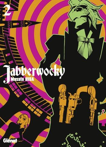 Jabberwocky - Tome 02 - Masato Hisa