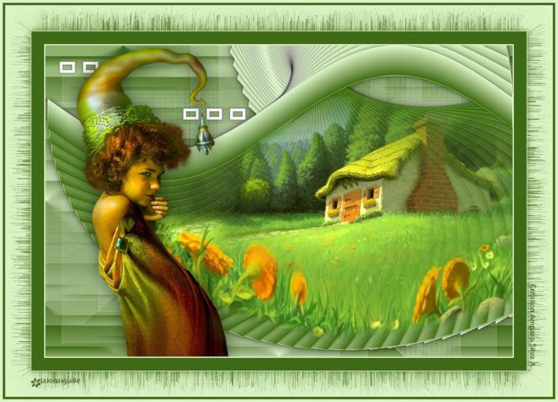 *** Verde Magico ***