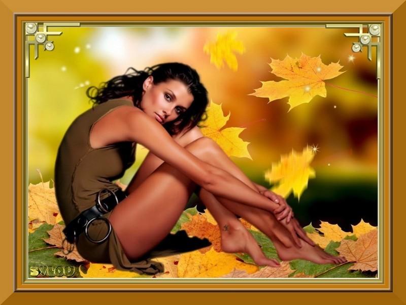 Femmes en automne