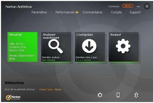 Norton Antivirus 2014 21.0.0.81 Bêta