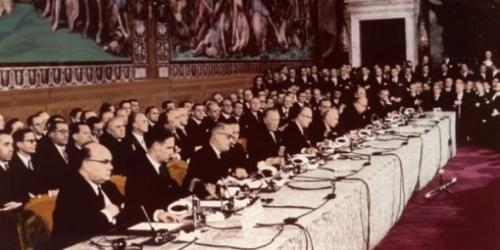 Le Nobel de la paix attribué à une Union européenne