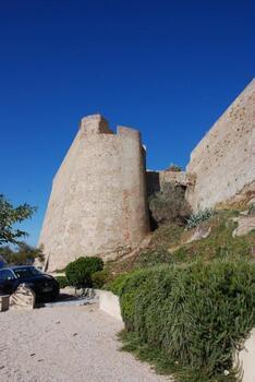 Le bastion ouest