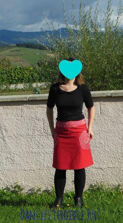 Ma première jupe, pop-folk!
