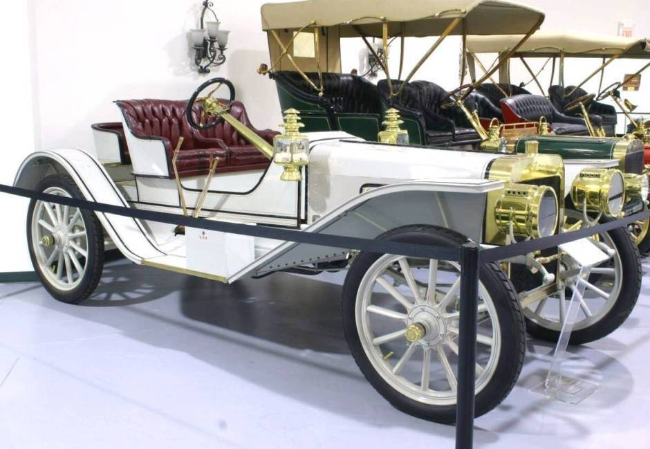 1908 Ford Model K Roadster - AACA Museum