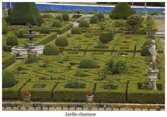 Le jardin classique de Fronteira
