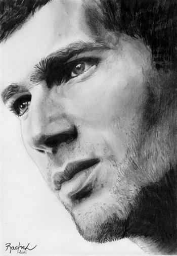 Portrait Zinedine Zidane 13