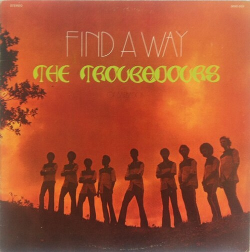 The Troubadours : Funky Good Feeling