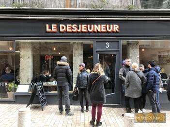 J'ai testé : Le Desjeuneur - Lyon (69)