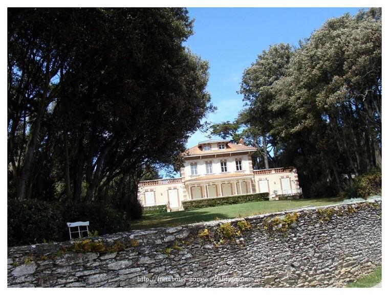 Villa El Biar à Pornic