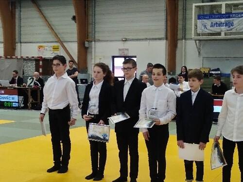 Critérium du Morbihan Individuel Benjamins du 31-03-2019