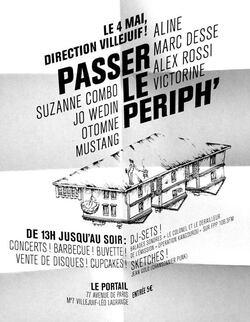 Live report : festival Passer le Périph' (villejuif), 4 mai 2014