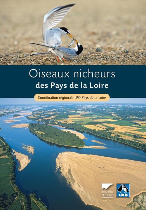 Oiseaux nicheurs des Pays de la Loire.