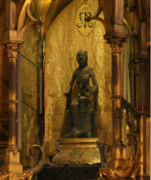 Rocamadour, chapelle Notre-Dame
