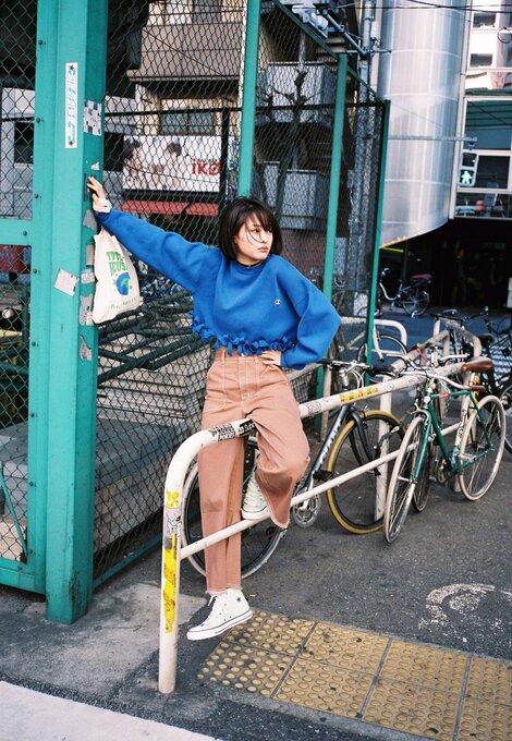 Celebrity Pics : Suzu Hirose ( N°8 )