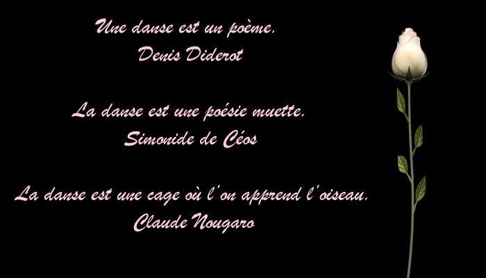 Danseuse...