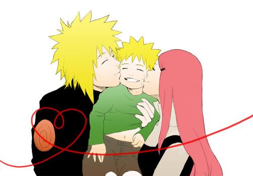 La famille Uzumaki