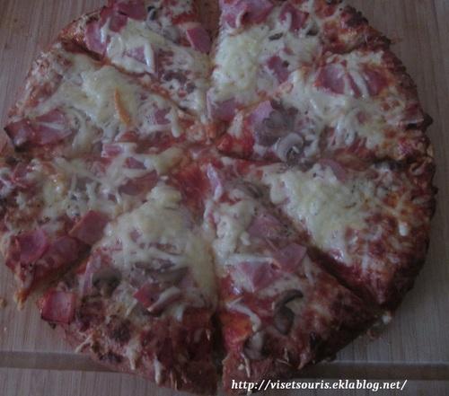 Dr. Oetker et les pizza Delizza