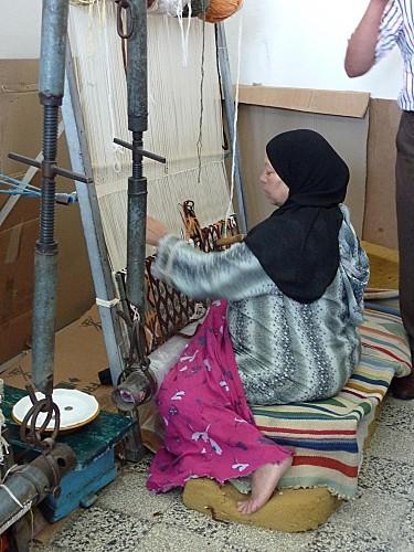 Kairouan fabrique de tapis (2)