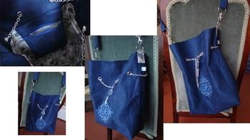 sac glazik bleu