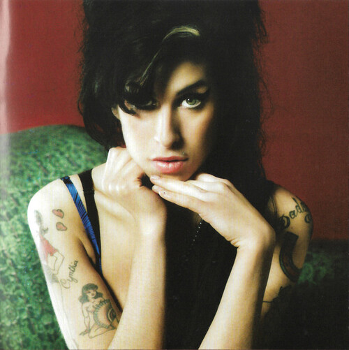 "Amy Winehouse ‎: CD "" Back To Black "" Island Records Group ‎Records 171 304-1 [ UK ]"