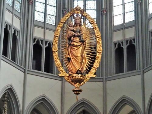 Altenberg et sa cathédrale en Allemagne