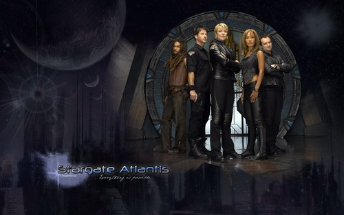 Wallpapers Stargate Atlantis