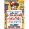 Où est Charlie L\'incroyable livre poster Handford