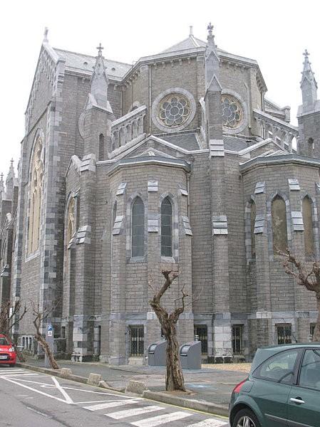 église ste eugénie de biarritz