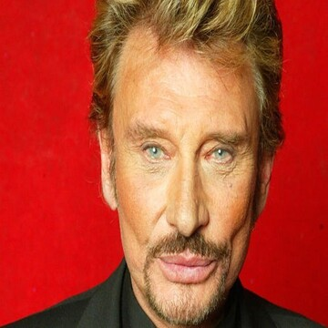 CLOCLO VU PAR JOHNNY HALLYDAY