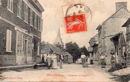 LES REMPARTS DE VENABLES (Eure)