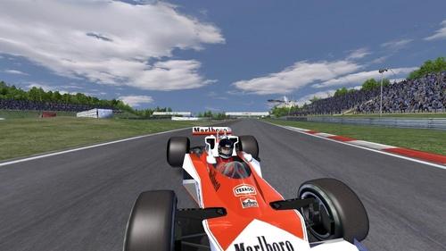 Marlboro Team McLaren - McLaren M23 - Ford Cosworth DFV V8 3.0