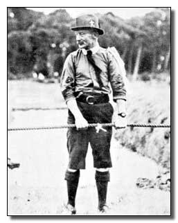 Brownsea, berceau du scoutisme