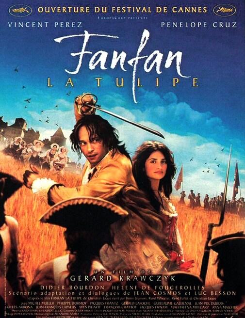 FANFAN LA TULIPE BOX OFFICE FRANCE 2003