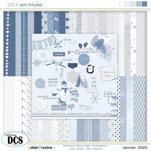 DCS en hiver
